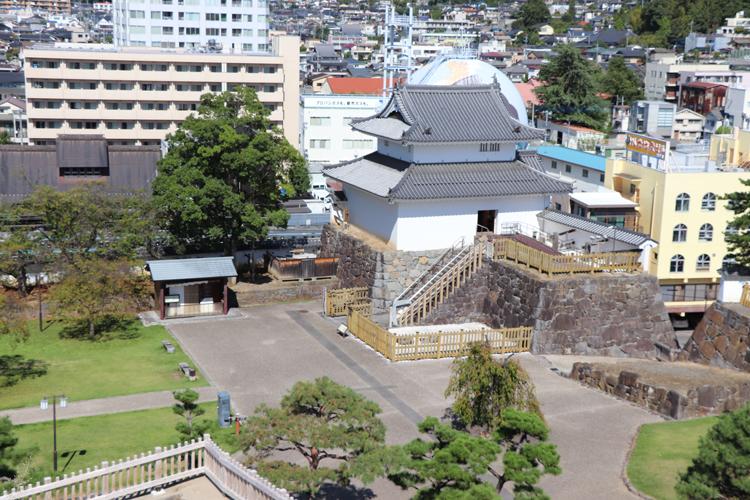 信玄の館と柳沢の城 歴史を刻む山峡の街 甲府市