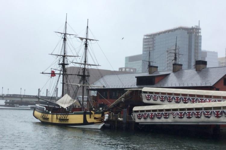 名物クラムチャウダーを食べ、茶会事件を追体験。ボストンを拠点にぶらり旅#01