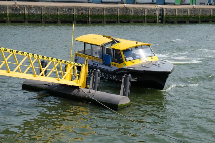 世界初の水上牧場 欧州一の港町ロッテルダム ベルギー・オランダ紀行(5)