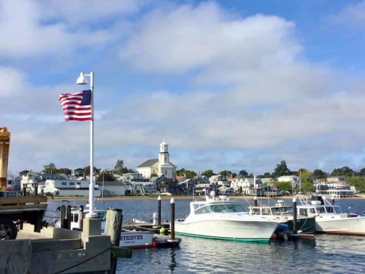 はじっこにある清教徒上陸の半島ヘ、ボストンを拠点にぶらり旅#03