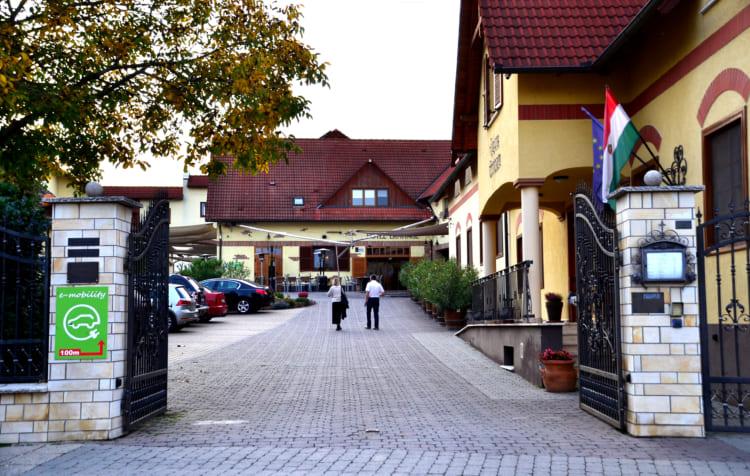 小さな村で極上のワインの楽しみ ハンガリーを巡る旅(3)  ヴィラーニ