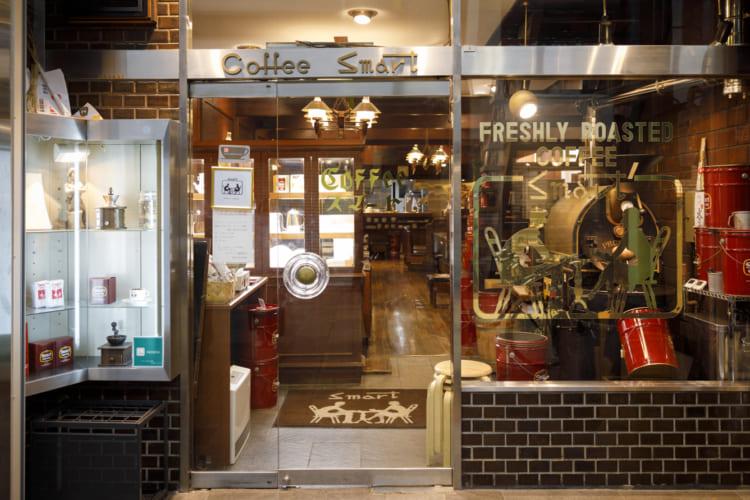 年の瀬も新年も。いつものコーヒーで迎えてくれる京都の純喫茶「スマート珈琲店」