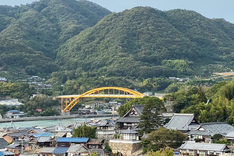 しまなみ海道の絶景を自転車のスピードで楽しむ旅