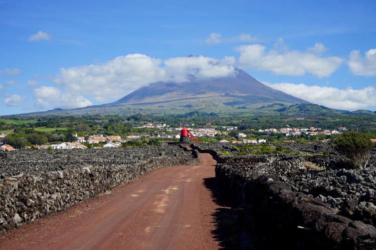 人間の知恵が生んだ超絶の奇観 ポルトガル・アソーレス諸島 ピコ山