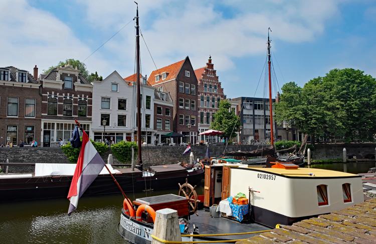 建築天国ロッテルダムを自転車でぐるり ベルギー・オランダ紀行(6)