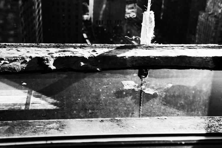 光と水が生み出す不思議 永瀬正敏が撮ったニューヨーク