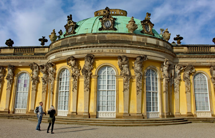 ドイツ屈指の観光地ポツダム プロイセン王国の宮廷文化を知る史跡7選