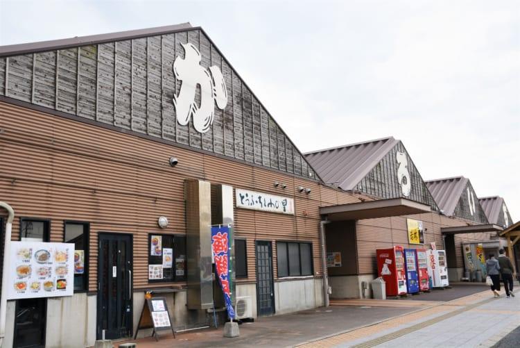 鳥取港海鮮市場 かろいち