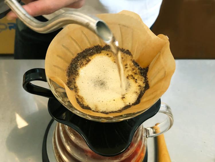 「dAb COFFEE STORE(ダブコーヒーストア)」