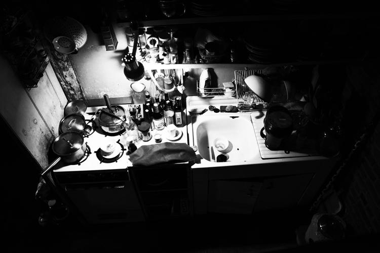 (43)切なさに満ちた芸術家の台所 永瀬正敏が撮ったマンハッタン