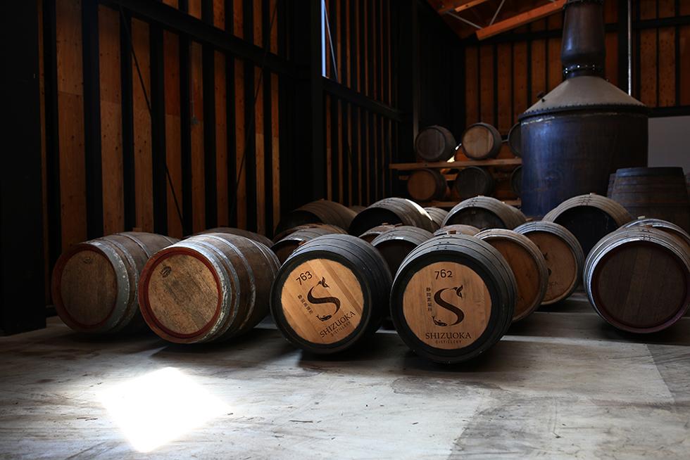 清流が育む、ウイスキーとわさびの里 オクシズこと奥静岡へ