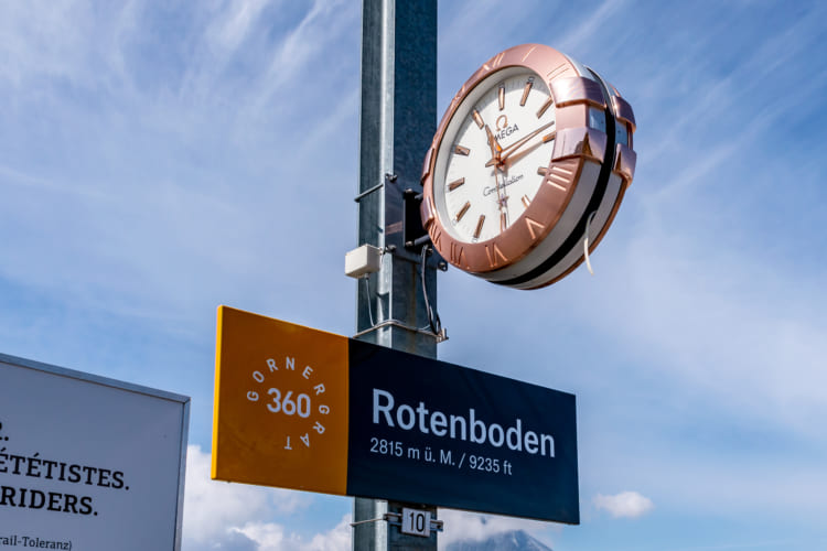 涙して見上げたマッターホルン 1等車と5つ星ホテルで巡るスイス1周鉄道旅(4) ゴルナーグラート~ツェルマット
