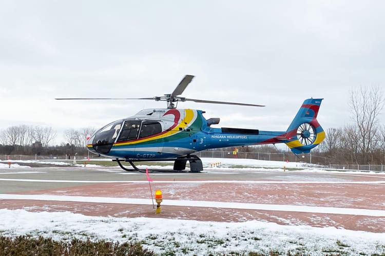 ナイアガラ・ヘリコプター