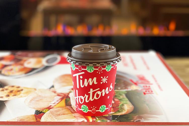 カナダ国民から愛されるコーヒーとドーナツのチェーン店「ティム・ホートンズ」