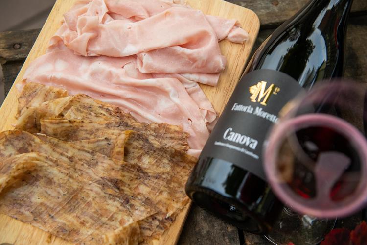ポー川支流の土壌が決め手 「川のワイン」を訪ねて(1) イタリア・エミリア=ロマーニャ州