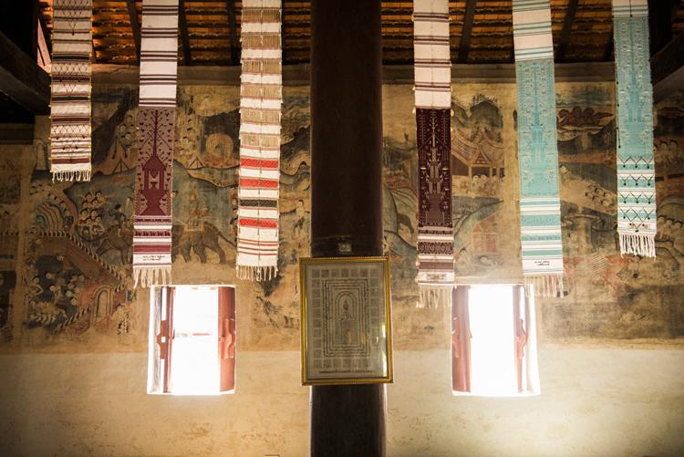 タイ北部 少数民族のノンブア村