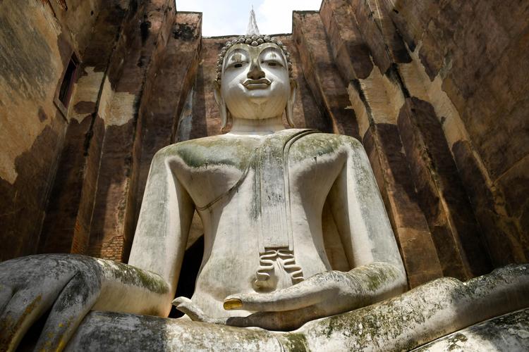 世界遺産の古都を訪ねて スコータイとアユタヤ