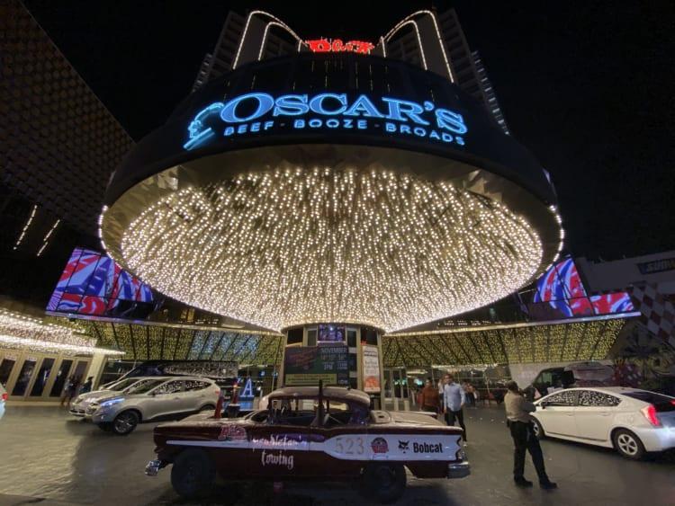 ダウンタウンにある「プラザ・ホテル&カジノ」