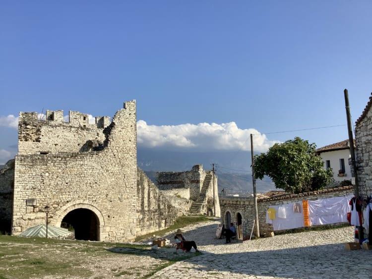 ベラティ城砦