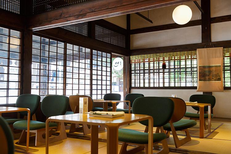 お寺+デザインストアの新感覚スポット「D&DEPARTMENT KYOTO」