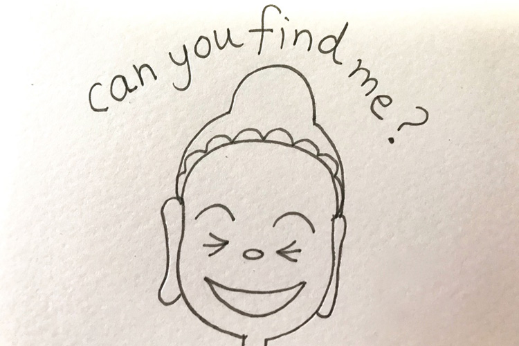 モデル・はな、十一面観世音菩薩さまを求めて奈良の長谷寺へ