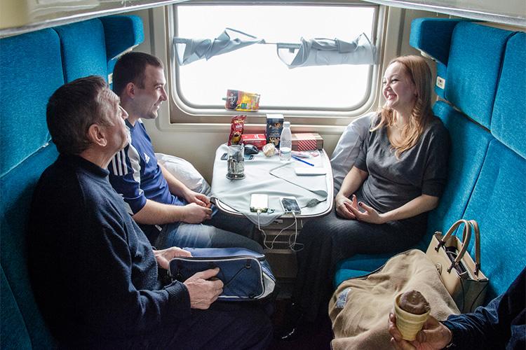 6泊7日の列車生活 世界最長シベリア鉄道ダイジェスト
