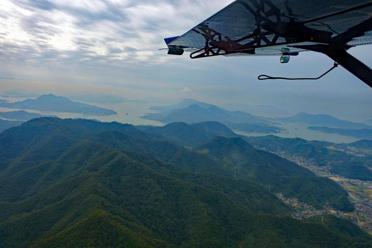 村上海賊が活躍した海を、空から、リゾートから! 瀬戸内海・芸予諸島