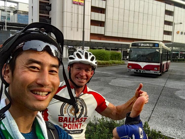 ダンさんと東海道ちょっと自転車旅 (3)沼津~静岡