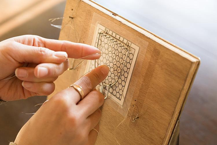 京都の手仕事を体験! 「金網つじ」でマイ・とうふすくいを作ろう