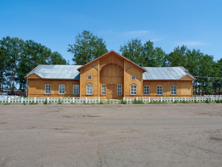 ソヴィエツカヤ・ガヴァニ操車場駅