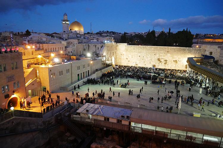 魅力満載! 聖地エルサレムでやっておくべき五つのこと