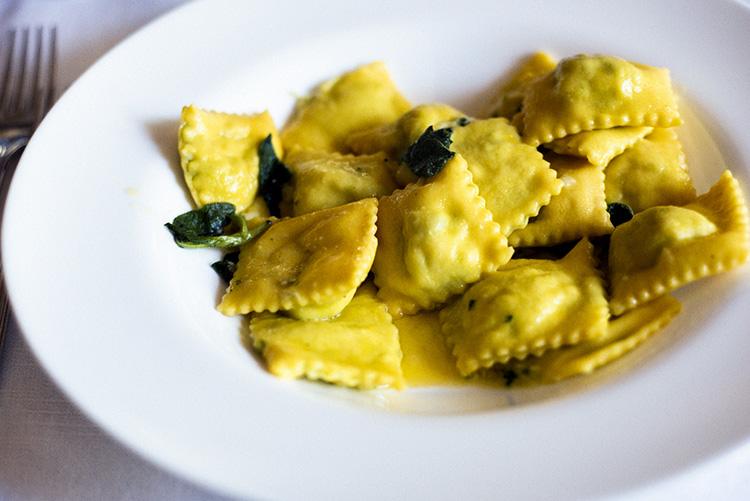 パスタを食べ尽くしたイタリアの旅
