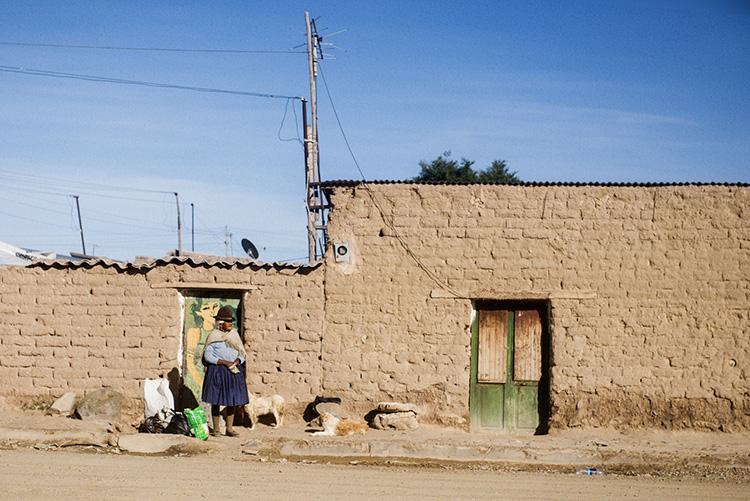 懐かしくなるボリビアの日差しや空気