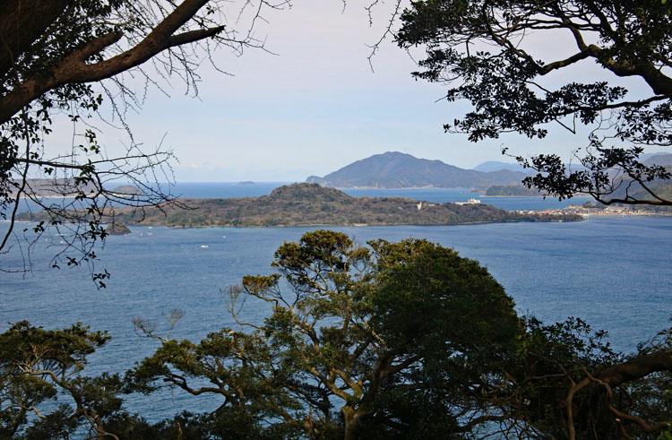 山頂の要害に、度肝を抜かれる石切丁場 萩城(3)