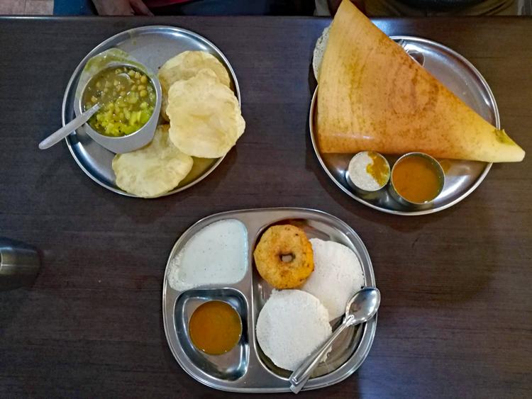 ホッとする味 インドの定番朝食「エッグブルジ」