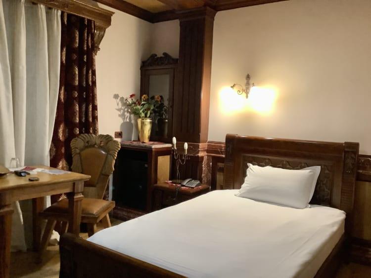 ティラナのホテル