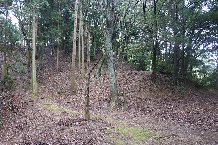 400年の歴史を語る益田氏の名城 七尾城と三宅御土居跡