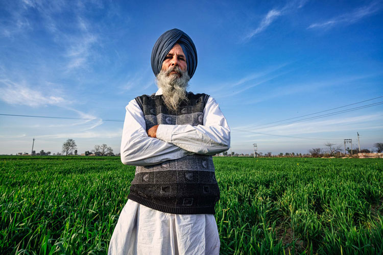 <4>あごひげにターバン、失われゆくインドの伝統