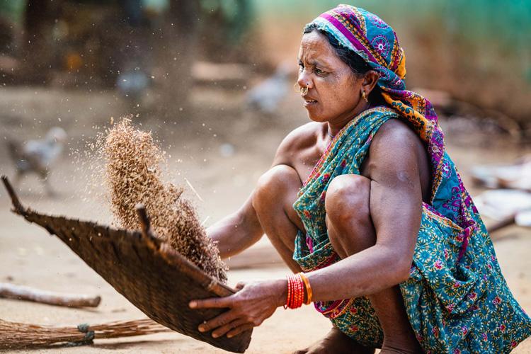 <3>豊かになっても変わらぬ結婚観(インド・オリッサ州)