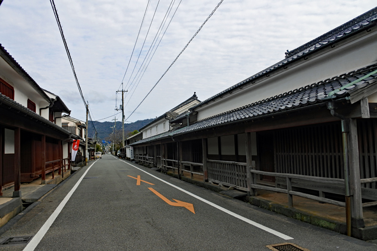 幕末ファン必見! 高杉晋作の生誕地も 古地図で歩ける城下町 萩城(4)