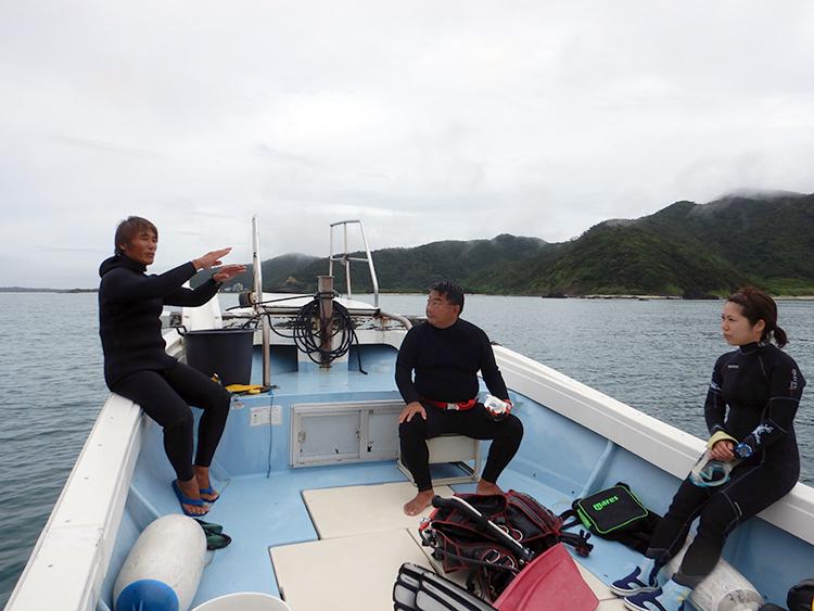 海中のミステリーサークルと孤高の芸術家・田中一村 奄美大島
