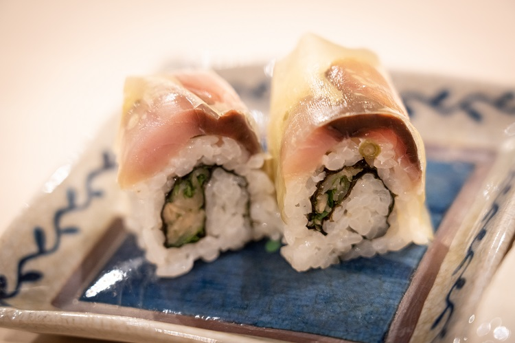 鯖の小袖寿司