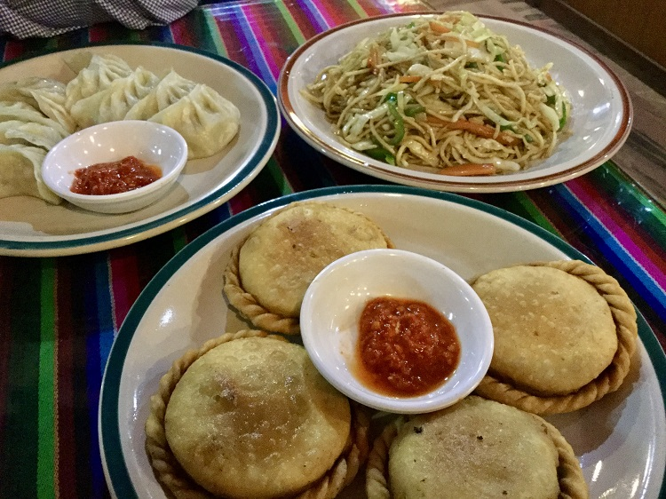 チベット料理店