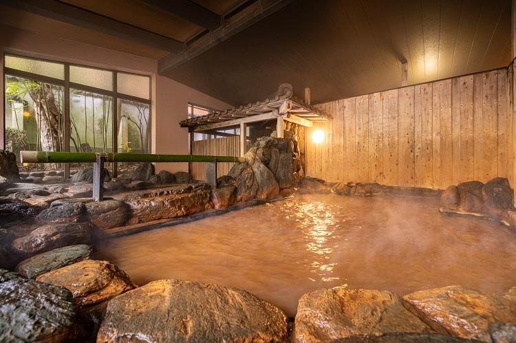 大浴場「金郷泉」