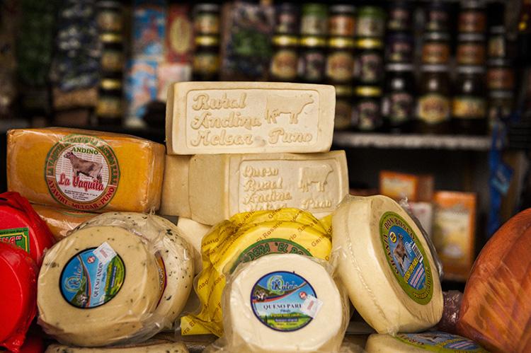 意外と知られていないクスコの美味なチーズ