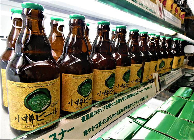 ついにあこがれの地・小樽に立つ 北海道の旅