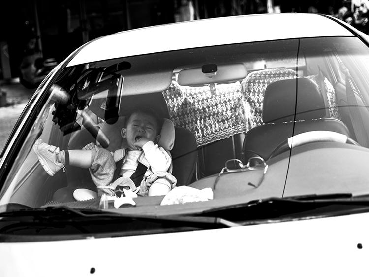 (76) そして、赤ちゃんはこの後 永瀬正敏が撮った台湾