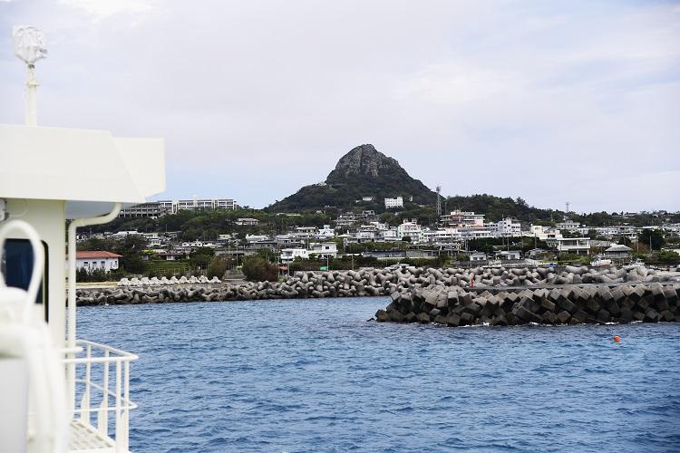 伊江島タッチュー