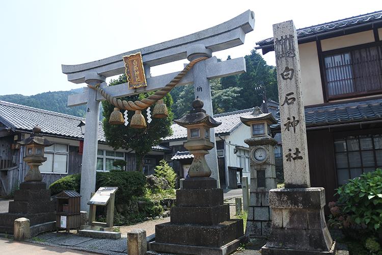 若狭と近江を結ぶ、若狭街道の重要地点 熊川宿と熊川城