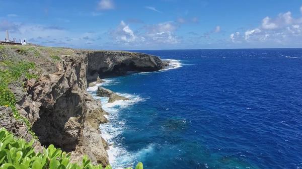 オンラインで地上戦の跡、巡ってみた サイパン島